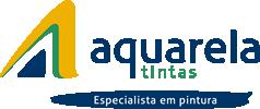 Aquarela Tintas Logo